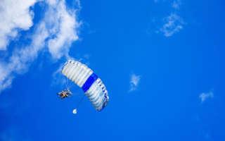 Что такое парашют и сила сопротивления воздуха?