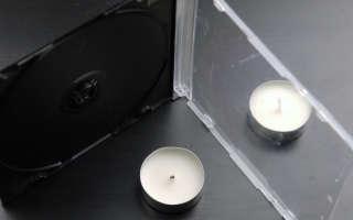Оптические иллюзии со свечой