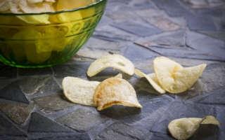 Опыты с жирами: как сделать масло и сколько в чипсах жира?