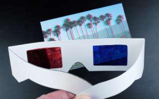 Как работают 3D очки