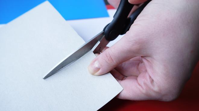 Режущие свойства бумаги