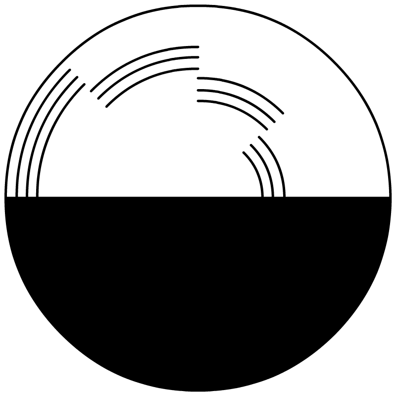 Шаблон диска Бенхэма